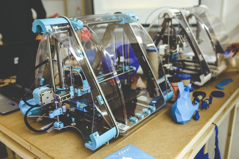 Projetos construídos em Impressora 3D: conheça os principais