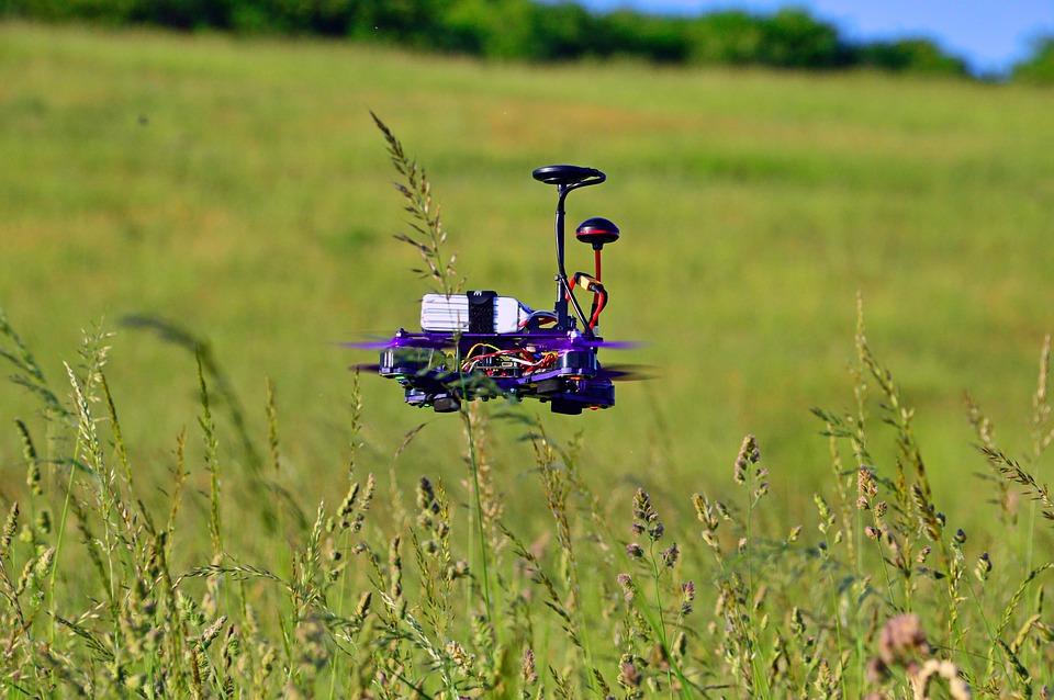 Qual a ligação entre o Drone e a Impressão 3d?