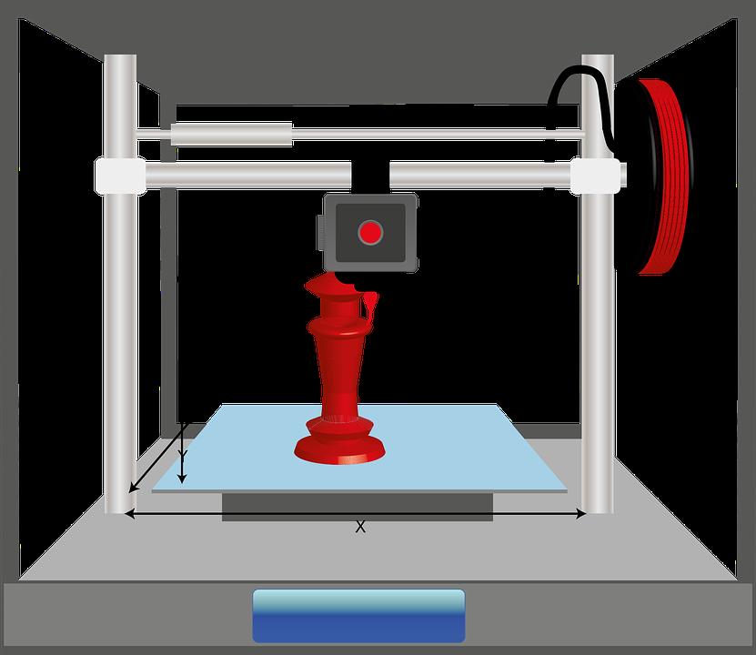 Conheça as Etapas da Impressão 3D FDM ou FFF
