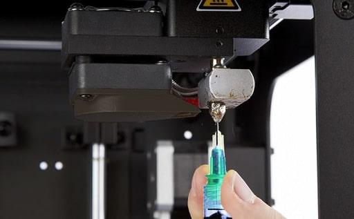 Desentupindo bico de impressora 3D
