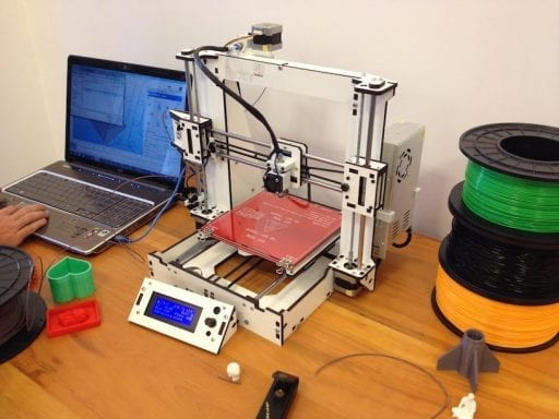 3D Fila Impressora e Factor3D Minas Impressão 3D