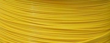 Amostra Filamento ABS - Amarelo Canário 1,75mm