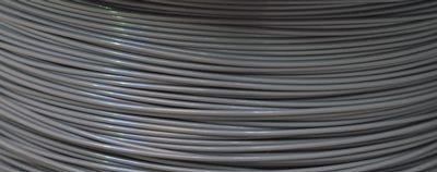 Amostra Filamento ABS - Cinza Ardósia 1,75mm