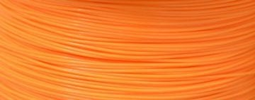 Amostra Filamento ABS - Laranja Siena 1,75mm