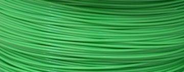 Amostra Filamento ABS - Verde Limão 1,75mm