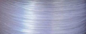 Amostra Filamento ABS Cristal Quartzo 1,75mm