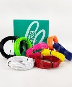 Kit Refil Filamento ABS 1,75mm 8 cores 600g