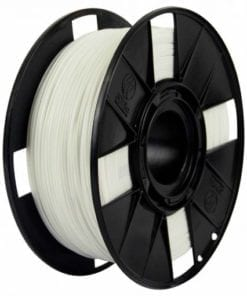 Foto do filamento FRP na cor Branco