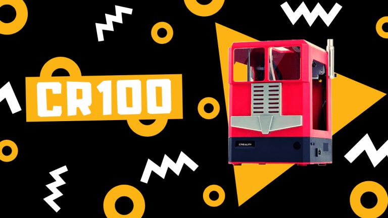 Impressora 3D Creality CR-100