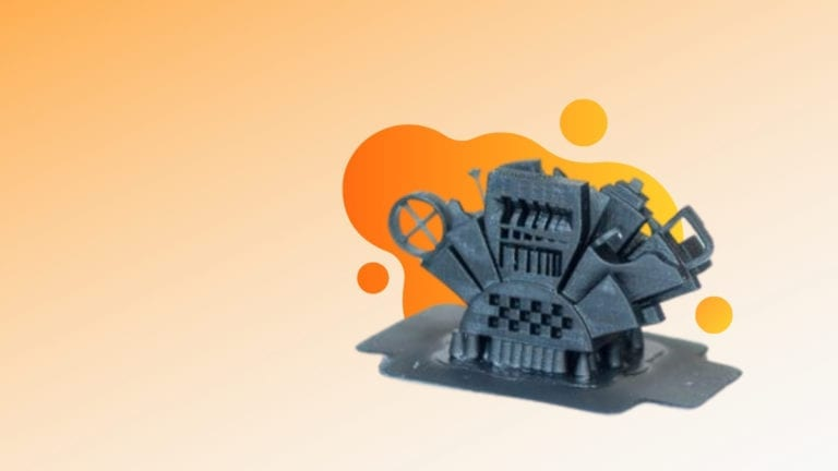 Impressora 3d de resina