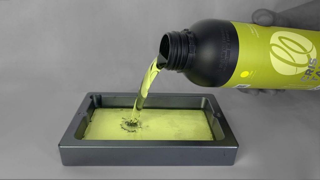 Impressão 3D com Resina
