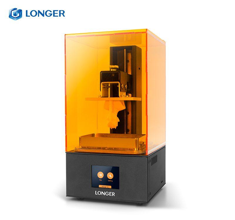 Impressoras da marca Longer 3D