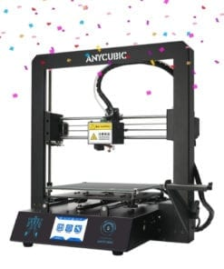 Impressora 3D Anycubic Mega S em promoçãoAnycubic Mega S em promoção de aniversário