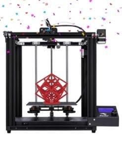 Impressora 3D Ender 5 em promoção de aniversário