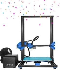 Impressora 3D Longer LK1 em promoção de aniversário