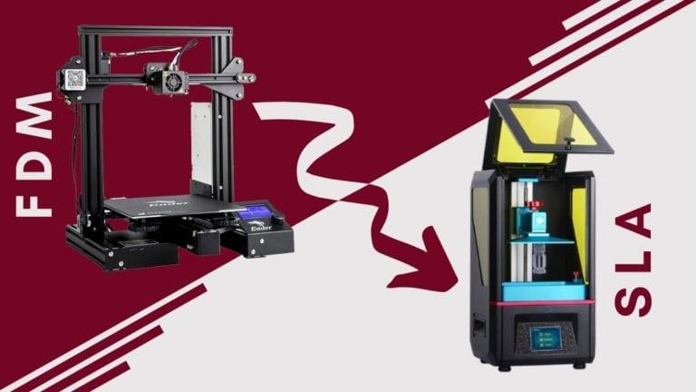 impressão FDM