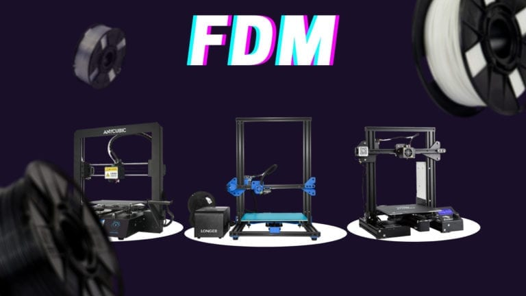 Impressora 3D FDM