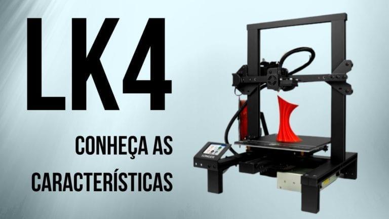 Impressora 3D Longer LK4