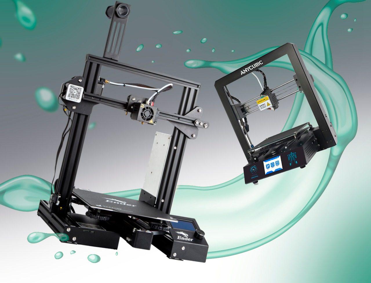 Lubrificação impressora 3d