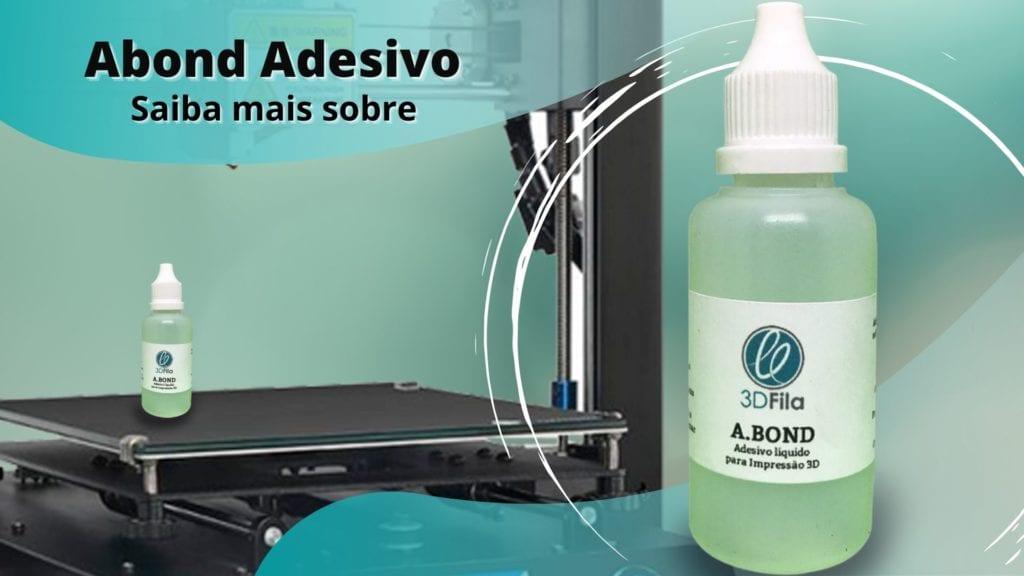 O que é Abond adesivo para impressão 3D?