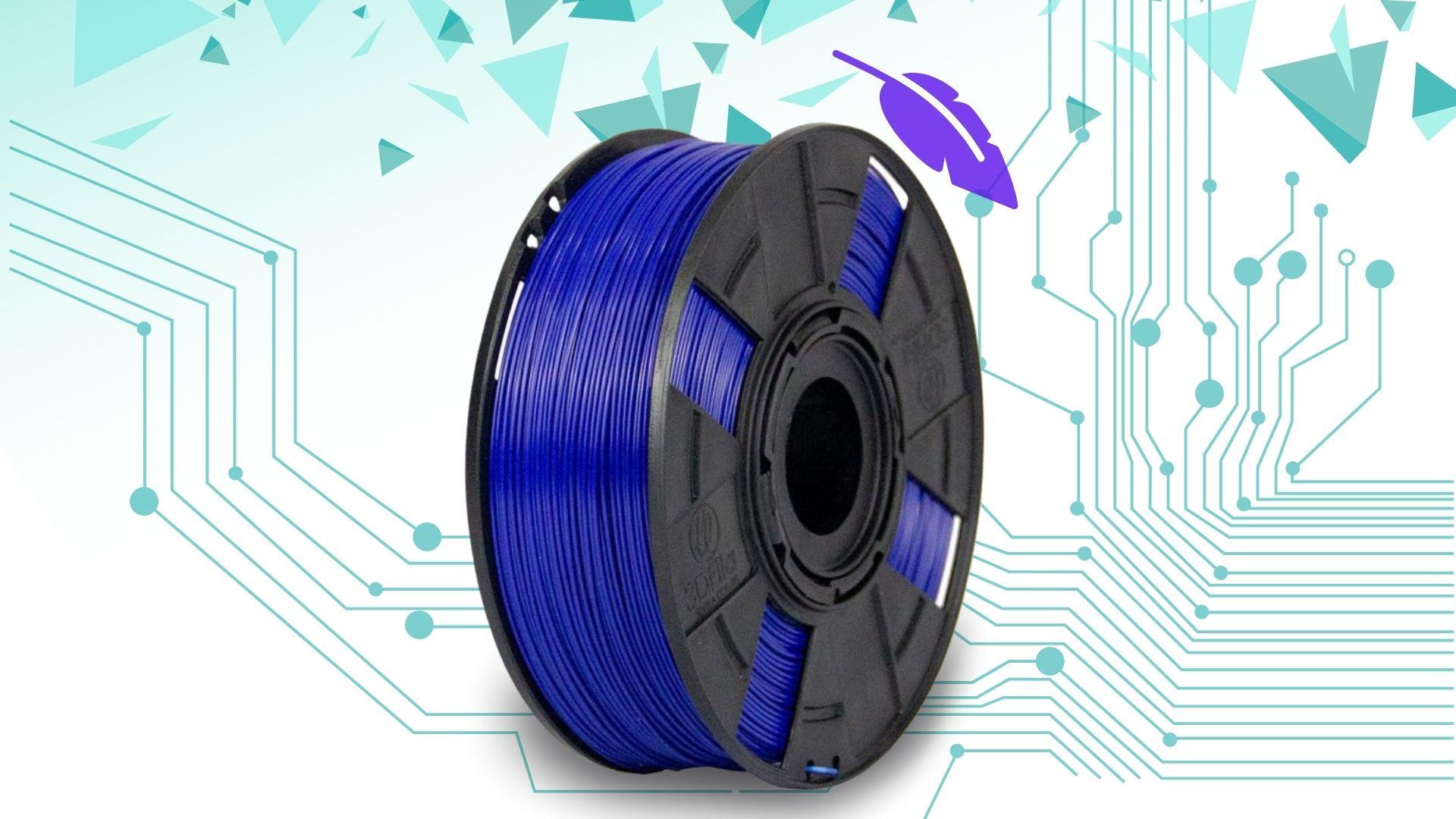 Foto de capa referente ao filamento ABS Premium +
