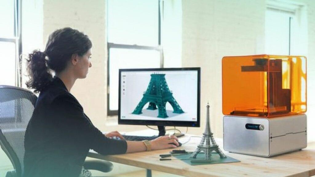 Processos personalizados impressão 3d