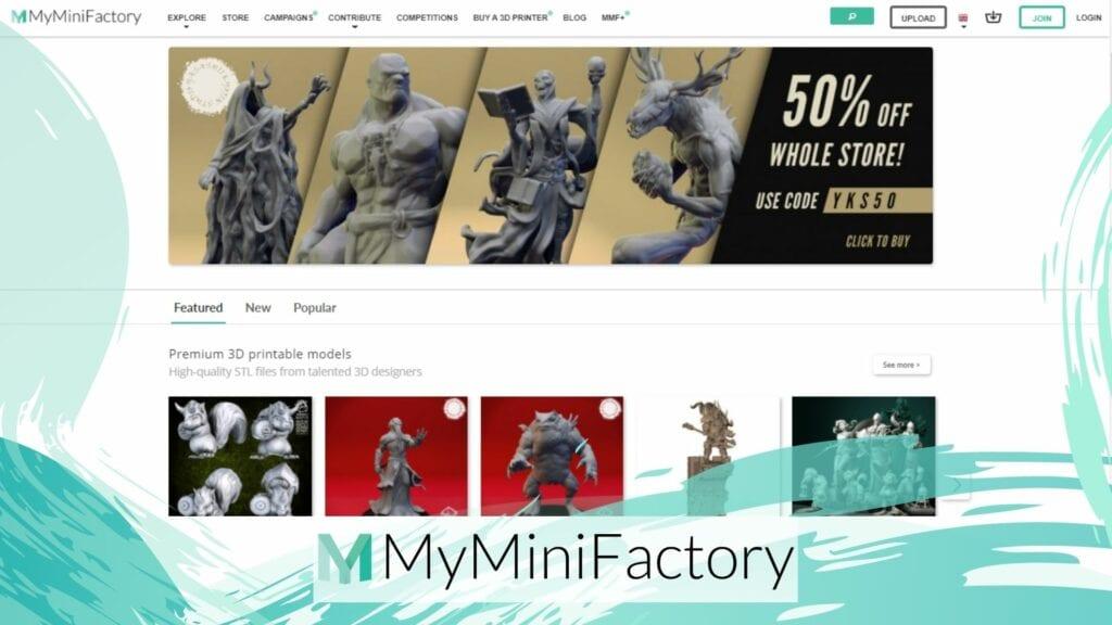 https://www.myminifactory.com/