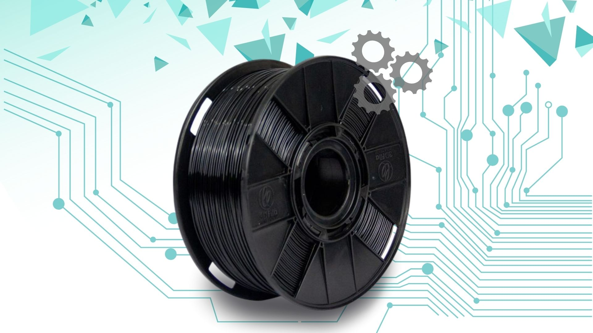 Foto de capa referente ao filamento Tritan