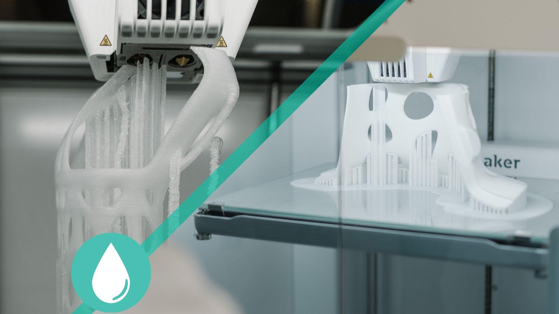 Possível aplicação para o filamento 3d HIPS
