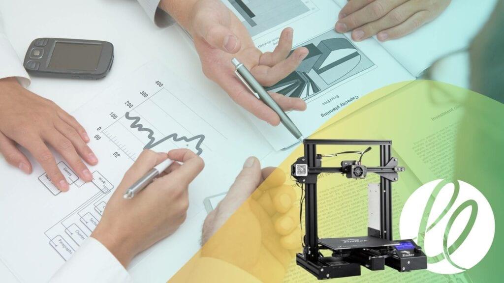 Benefícios da impressão 3d