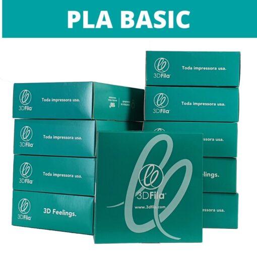 COMBO-10-FILAMENTOS PLA BASIC