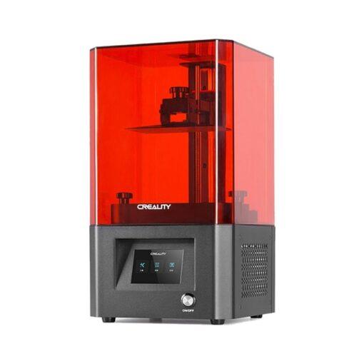 Foto da impressora 3d de resina ld002h