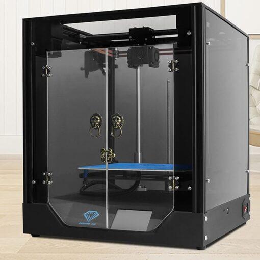 impressora 3d sapphire pro fechada