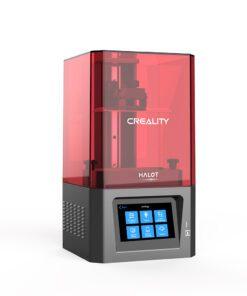 Impressora 3D Halot one de lado