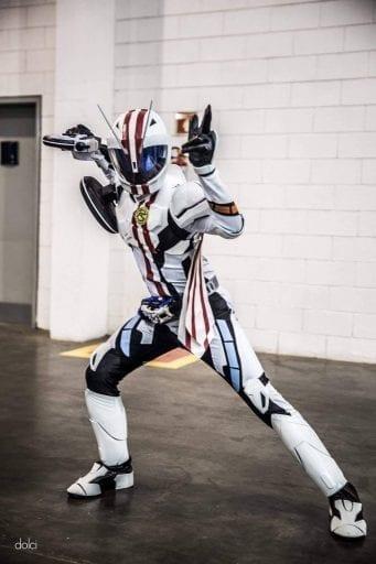 Kamen Rider Mach