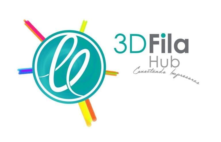3D Fila Hub