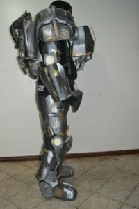 POWER ARMOR T-60 Lado