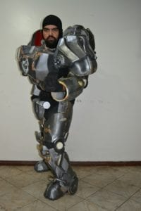 POWER ARMOR T-60 Frente 2