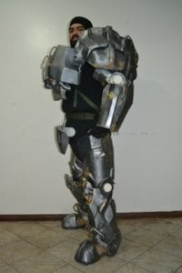 POWER ARMOR T-60 Lado 2