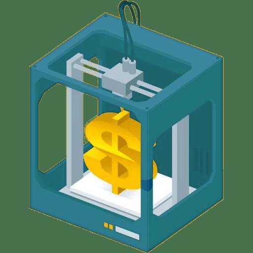 Ganhar dinheiro com Impressão 3D