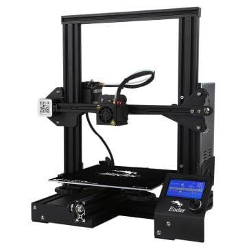 Impressora 3D com melhor custo benefício do mercado