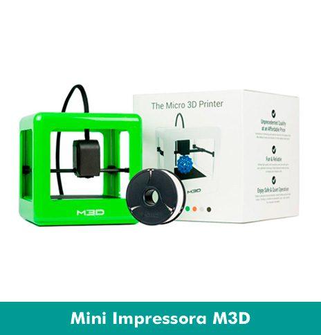 Mini-Impressora-M3D