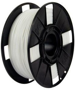 Foto do filamento PETG XT na cor Snow White