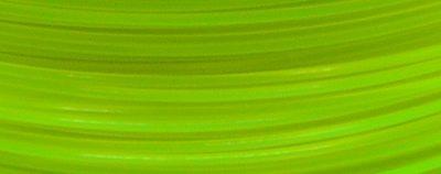 Amostra ABS Cristal Premium+ Olivina Neon