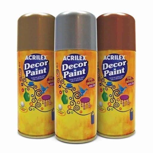 Tinta Spray para Acabamento em Impressora 3D