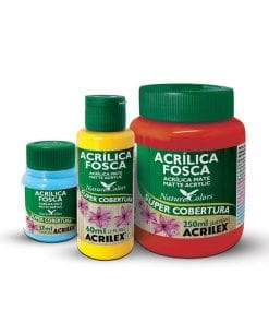 Tinta Acrilica Fosca Acrilex