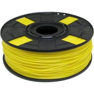Filamento ABS Amarelo Canário 1,75mm para Impressão 3D