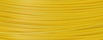 Amostra Filamento PLA Amarelo Sunshine 1,75mm