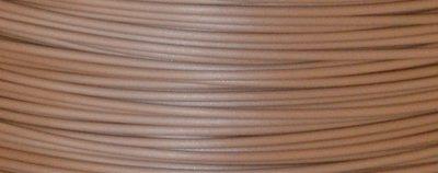 Amostra Filamento PLA Marrom Wood 1,75mm