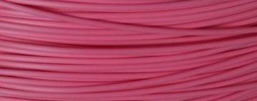 Amostra Filamento PLA Rosa Kitty 50g